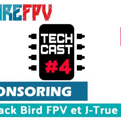 TechCact ponsoring dans le fpv