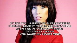Heart String - Carly Rae Jepsen