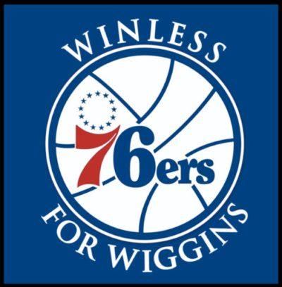 Philadelphia 76ers - Winless for Wiggins