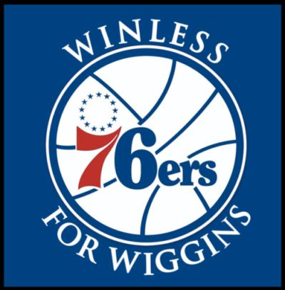 Philadelphia 76ers - Winless for Wiggins