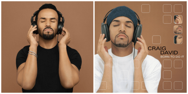 Craig David Born to Do It 2016