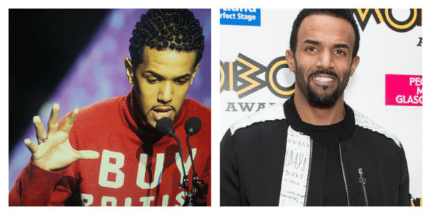 Craig David Young to Old
