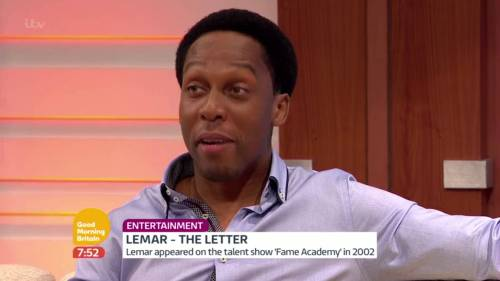 Lemar - Good Morning Britain