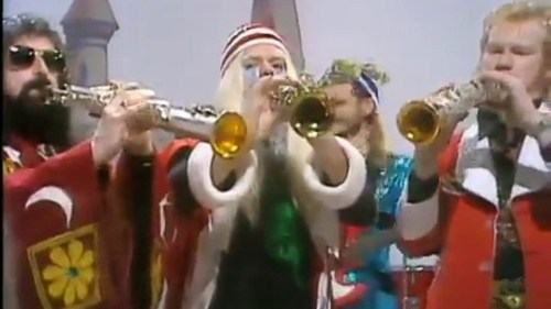 I wish it could be christmas everyday wizzard