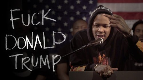 YG 'FDT' - Fuck Donald Trump