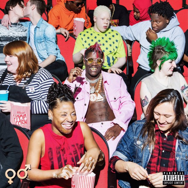 lil yachty - teenage emotions album cover