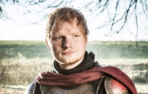Ed Sheeran Game Of Thrones HBO