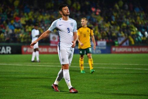 Aaron Cresswell - England v Lithuania