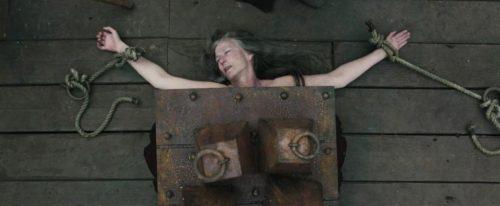Gunpowder torture