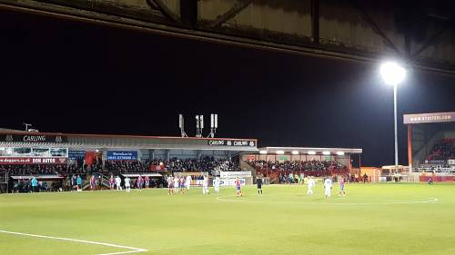 West Ham v Dagenham & Redbridge