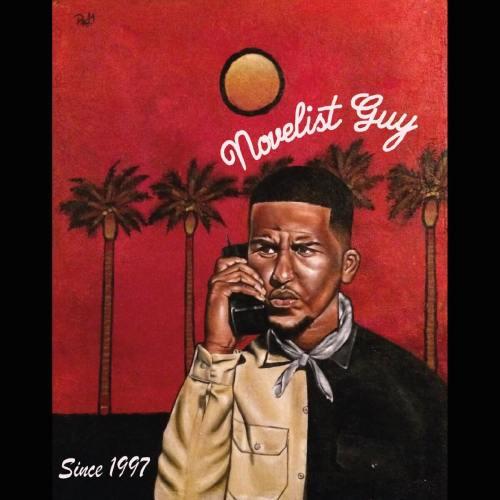 novelist guy album cover