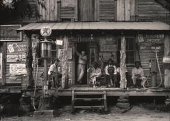 Dorothea Lange - Crossroads Store, Alabama