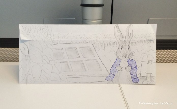 Peter Rabbit Mail