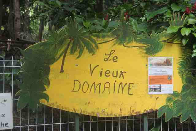 LE VIEUX DOMAINE
