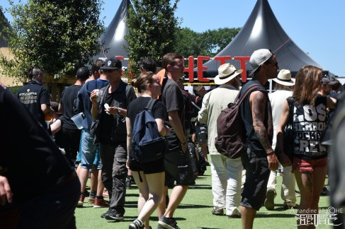 Hellfest by day13