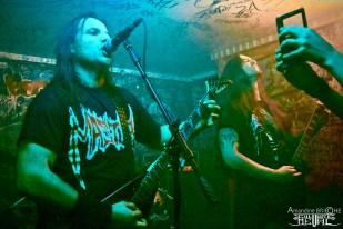 Mercyless @ Bar'hic- Ankou Prod82