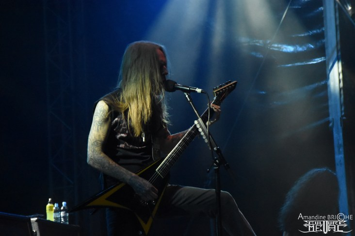 Children Of Bodom @ Metal Days16