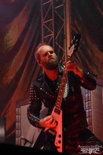 Judas Priest @ Metal Days92