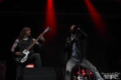 Skeletonwitch @Metal Days1