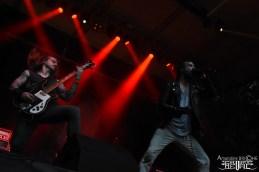 Skeletonwitch @Metal Days39