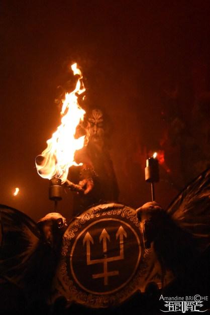 Watain @ Metal Days2