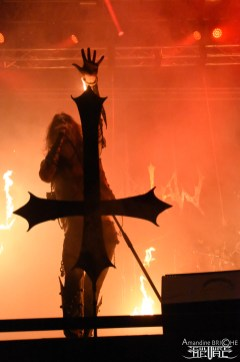 Watain @ Metal Days35