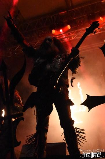 Watain @ Metal Days39