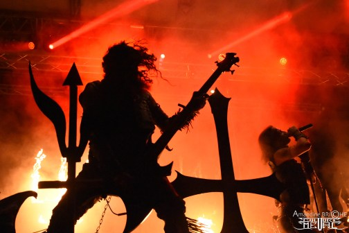 Watain @ Metal Days41