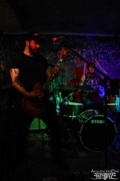 Black Horns @ Bar'hic80