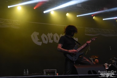 Coroner @ Metal Days38