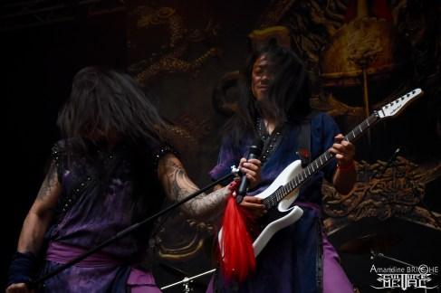DreamSpririt @ Metal Days118