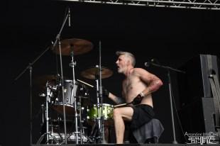 Mantar @ Metal Days10