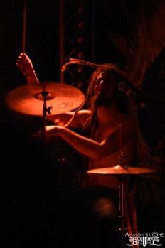 blackwyvern - horns up @scène michelet95