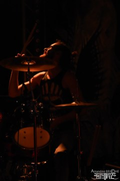 stonewitch - horns up @scène michelet7