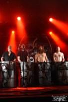 Les Tambours du Bronx @ l'Etage100