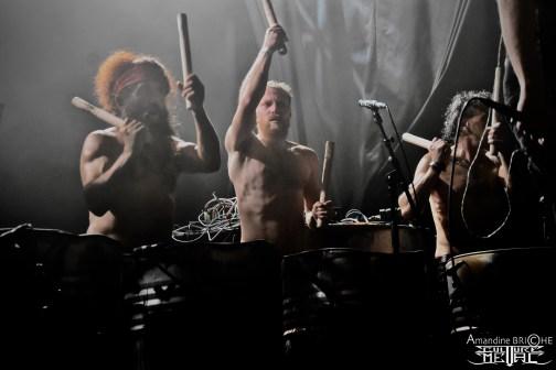 Les Tambours du Bronx @ l'Etage123