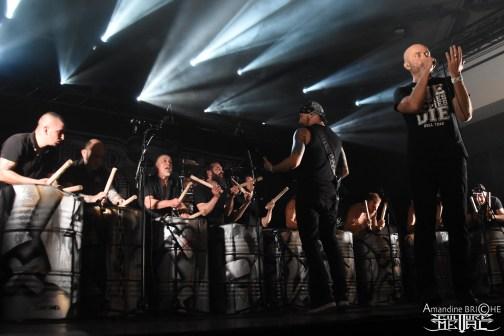 Les Tambours du Bronx @ l'Etage127
