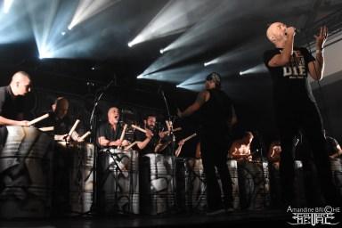 Les Tambours du Bronx @ l'Etage131