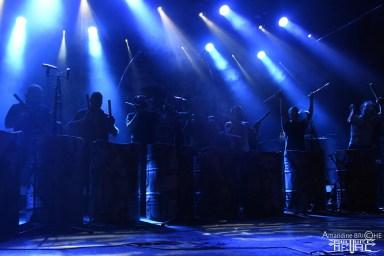 Les Tambours du Bronx @ l'Etage148