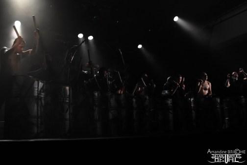 Les Tambours du Bronx @ l'Etage156