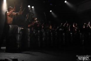 Les Tambours du Bronx @ l'Etage157