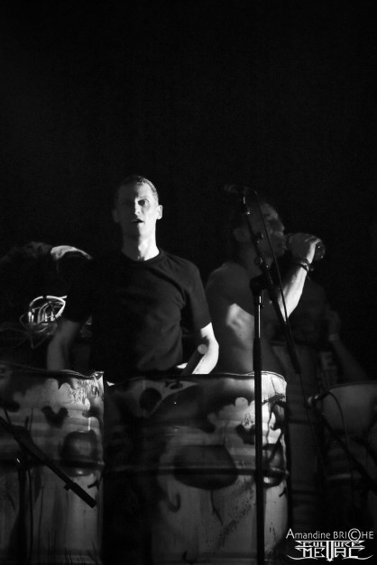 Les Tambours du Bronx @ l'Etage170
