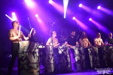 Les Tambours du Bronx @ l'Etage173