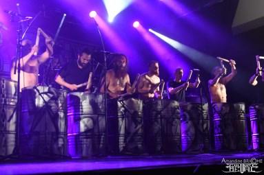 Les Tambours du Bronx @ l'Etage175