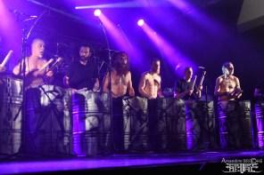 Les Tambours du Bronx @ l'Etage178