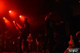 Les Tambours du Bronx @ l'Etage187