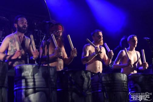 Les Tambours du Bronx @ l'Etage221
