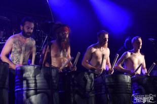 Les Tambours du Bronx @ l'Etage222