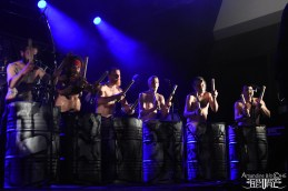 Les Tambours du Bronx @ l'Etage226