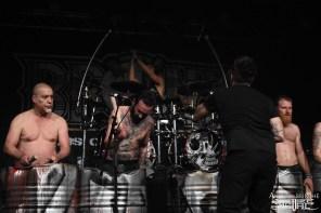 Les Tambours du Bronx @ l'Etage29